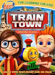Train Town: Amazing Places