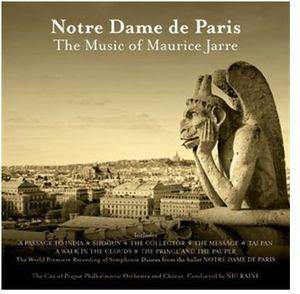 Notre Dame de Paris (Original Soundtrack) [Import]