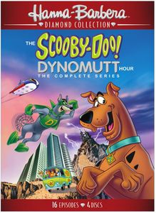 The Scooby-Doo /  Dynomutt Hour: The Complete Series