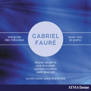 Integrale Des Melodies Pour Voix Et Piano