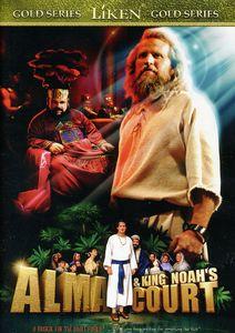 Alma & King Noah's Court-Liken
