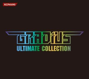 Gradius Ultimate Collection (Original Soundtrack) [Import]