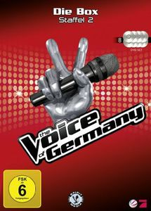 Voice of Germany 2-Box [Import]