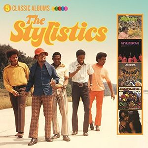 5 Classic Albums [Import] , The Stylistics
