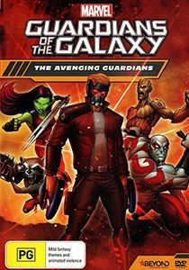 Guardians Of The Galaxy: The Avenging Guardians [Import]