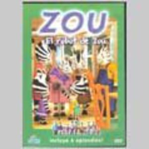 El Robot de Zou-6 Episodios [Import]