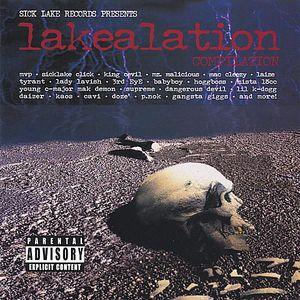 Sick Lake Muzic Presents: The Lakealation /  Various