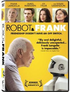Robot and Frank
