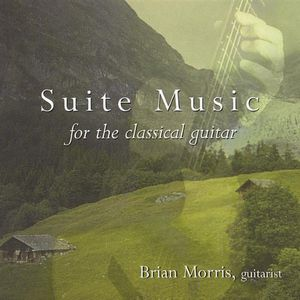 Suite Music for Classical Guitar
