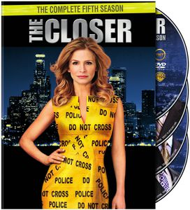 The Closer: The Complete Fifth Season