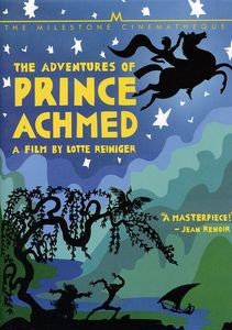 The Adventures of Prince Achmed