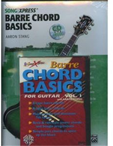 Barre Chord Basics Mega Pak