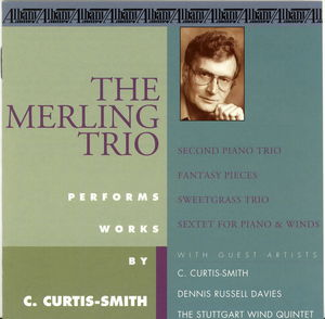 2nd Piano Trio /  Fantasy Pieces /  Sweetgrass Trio