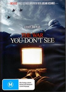 John Pilger's the War You Don't See [Import]