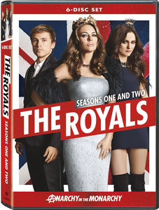 The Royals: Seasons 1 and 2