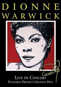 Dionne Warwick Live in Concert
