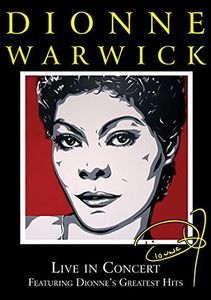Dionne Warwick Live in Concert