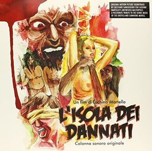 L'Isola Dei Dannati (Original Soundtrack) [Import]
