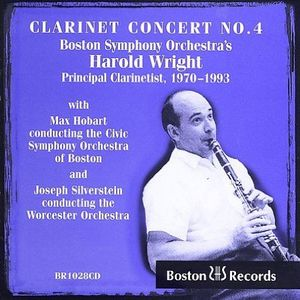 Clarinet Concert 4