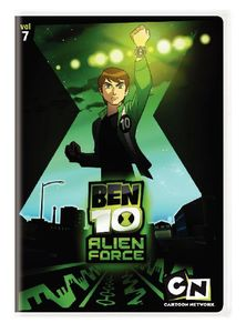 Ben 10: Alien Force: Volume 7