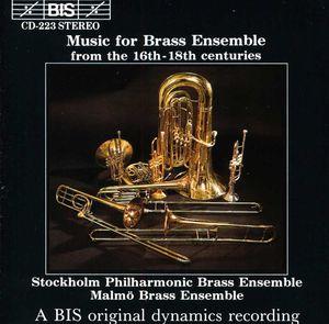 Music for Brass Ensemble /  Various