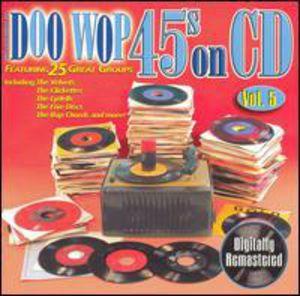 Doo Wop 45's on CD 5 /  Various
