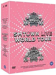 Live World Tour in Seoul [Import]
