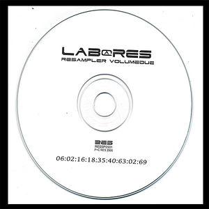 Labatres-Resampler Volumedue /  Various