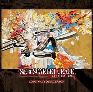 SaGa Scarlet Grace (Original Soundtrack) [Import]