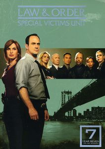 Law & Order - Special Victims Unit: Year Seven
