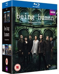 Being Human: Series 1-5 (Complete Collection)