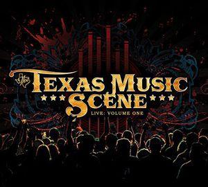 Texas Music Scene Live: 1 /  Various