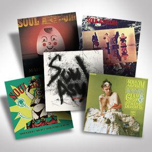 Soul Asylum Vinyl Bundle