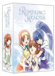 Rumbling Hearts [Import]