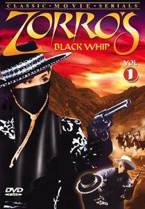 Zorro's Black Whip 1