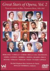 Great Stars of Opera 2