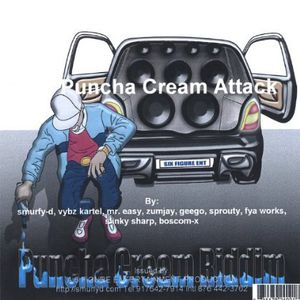 Puncha Cream Attack /  Various