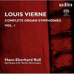 Complete Organ Symphonies 1