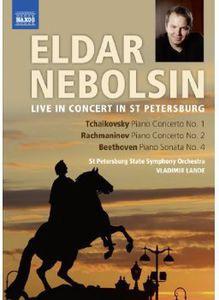 Eldar Nebolsin: Live Concert in St Petersburg