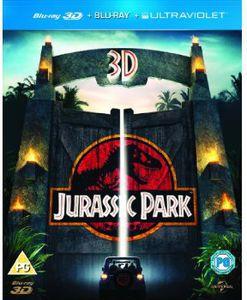 Jurassic Park (3D+2D+Uv) [Import]