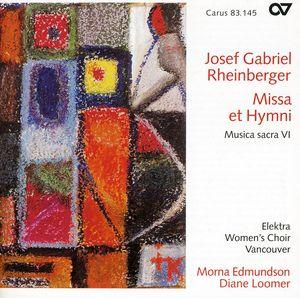 Sacred Music 6: Missa Et Hymni