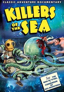 Killers of the Sea (1934) /  Fish From Hell (1945)