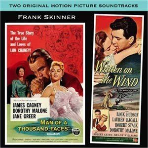 Man of a Thousand Faces /  Written on the Wind (Original Soundtrack) [Import]