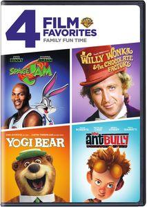 4 Film Favorites: Family Film Fun Time