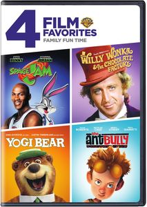 4 Film Favorites: Family Film Fun Time