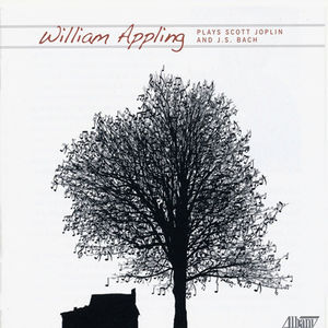 William Appling Plays Joplin & Bach