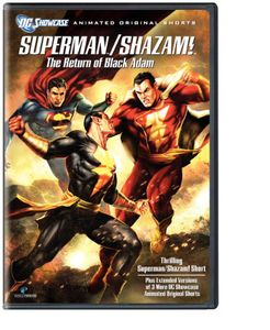 Superman /  Shazam!: The Return of the Black Adam
