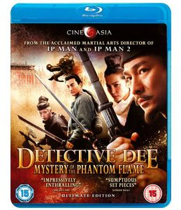 Detective Dee: Mystery of the Phantom Flame [Import]