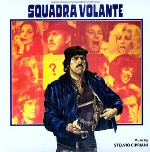 Squadra Volante (Emergency Squad) (Original Soundtrack)