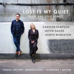 Lost Is My Quiet /  Duets & Solo Songs